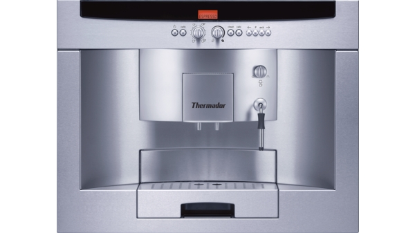 THERMADOR CANADA BICM24CS  SMALL APPLIANCES on COFFEE MAKERS AND GRINDERS