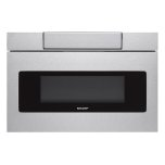 SharpSharp 30&quot 1.2 Cu Ft Microwave Drawer Oven