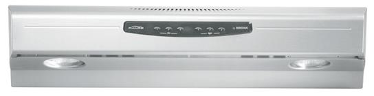 "30"", Stainless Steel, Under Cabinet Range Hood, 300 CFM