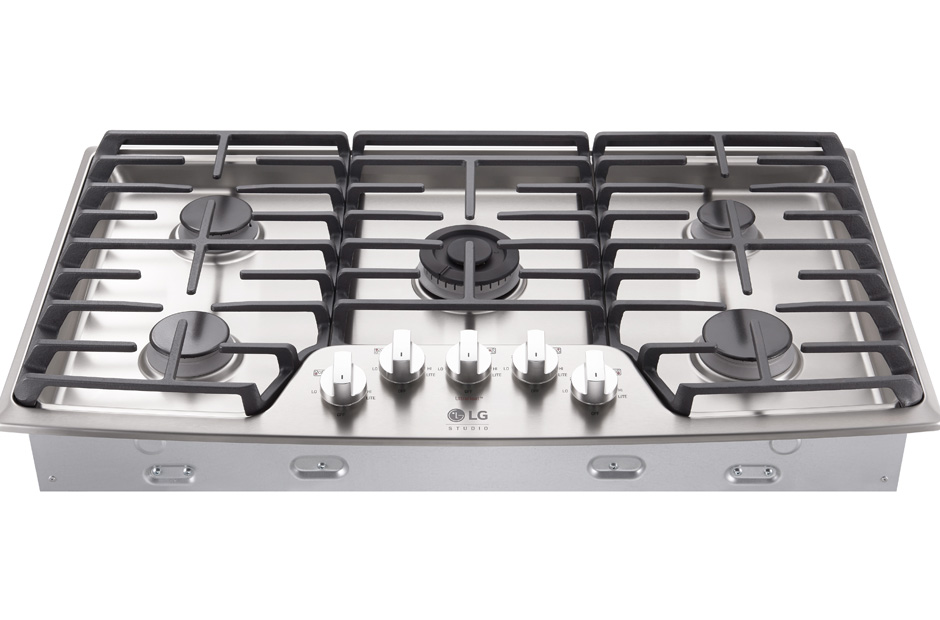"LG STUDIO - 36"" Gas Cooktop