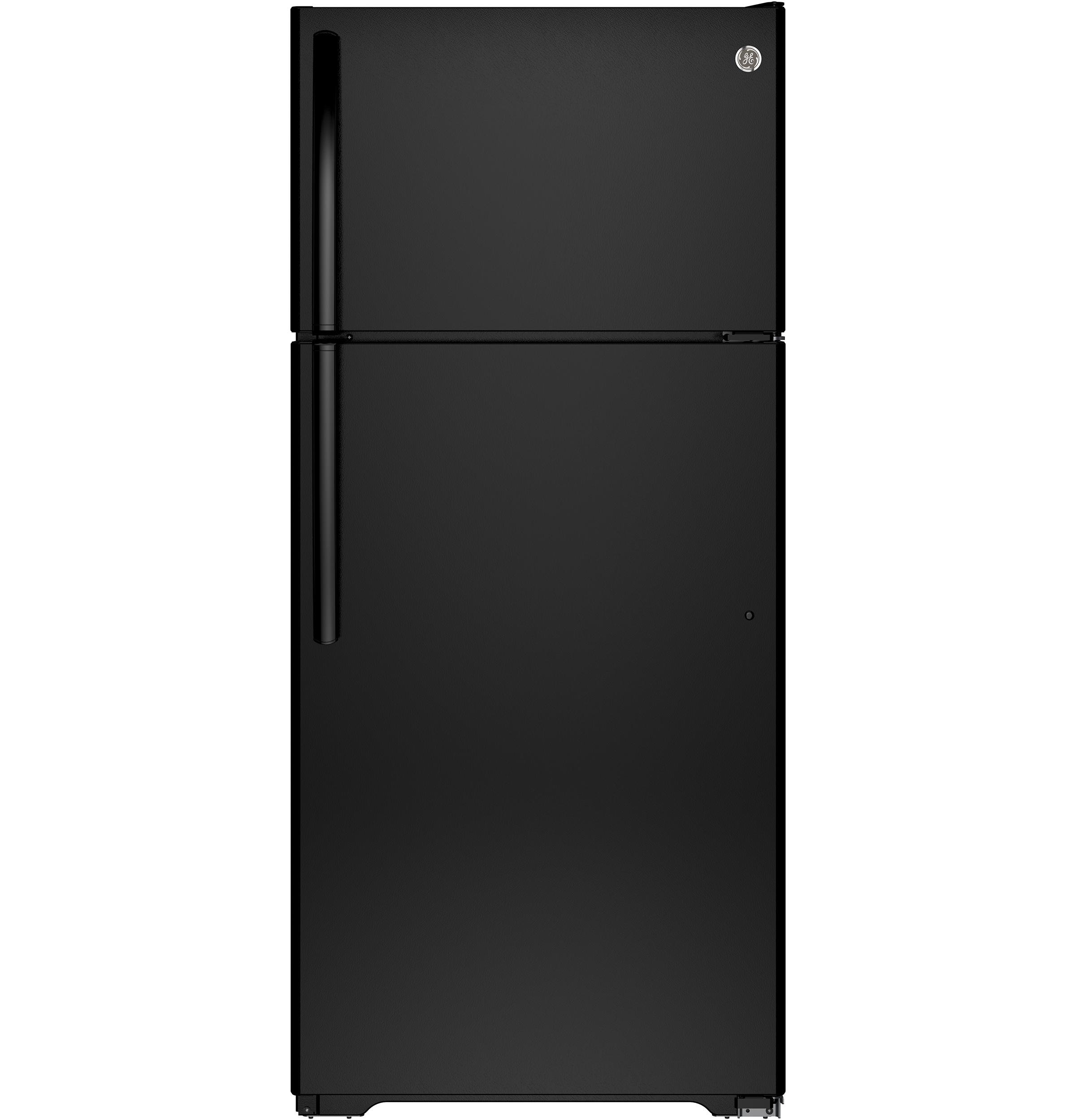 GE(R) ENERGY STAR(R) 15.5 Cu. Ft. Top-Freezer Refrigerator