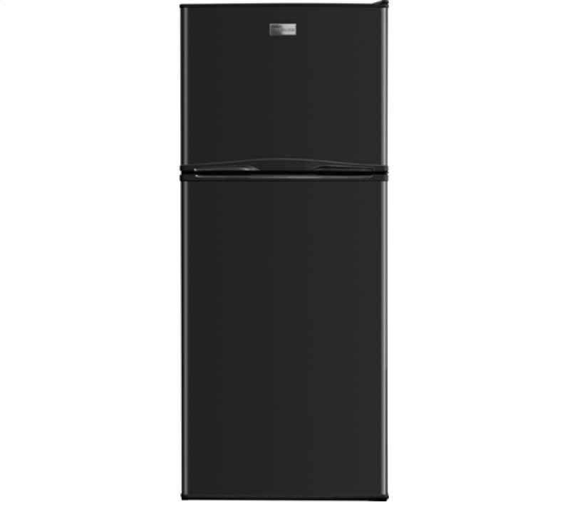 nm frigidaire 12 cu ft top freezer apartment size refrigerator