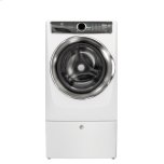 ElectroluxElectrolux 4.4 Cu. Ft. Front Load Perfect Steam� Washer with LuxCare� Wash and SmartBoost� � Electrolux IQ-Touch� Electronic Controls � 9 Wash Cycles � Automatic Temperature Control � Perfect Balance� System � Luxury-Design� Lighting