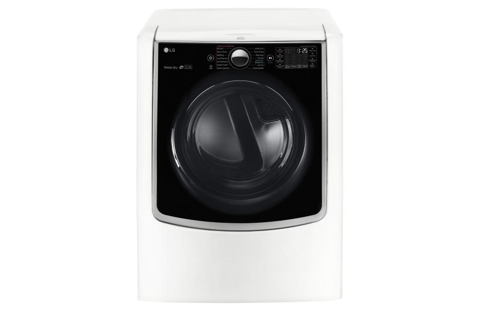 LG DLEX9000W  White on LAUNDRYFRONT LOAD ELECTRIC DRYER
