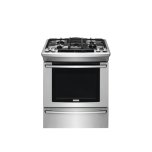 Electrolux30'' Gas Built-In Range with Wave-Touch(R) Controls
