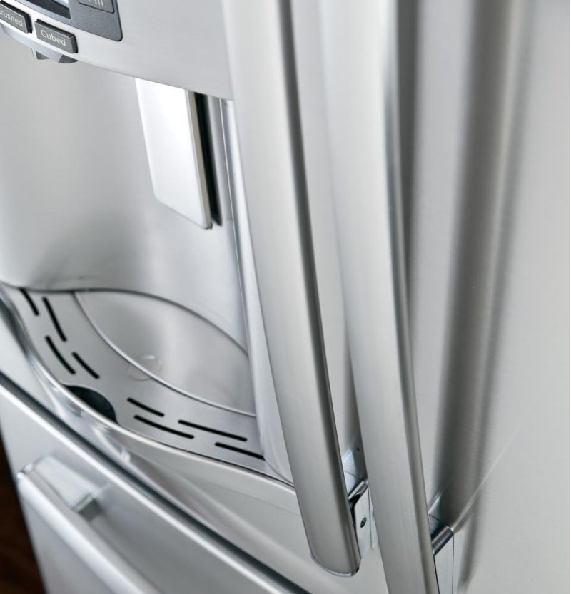 PYEPSHSS In Stainless Steel By GE Appliances In Flanders NJ - Ge profile counter depth french door
