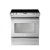 Frigidaire FPCS3085LF Induction - Cooking