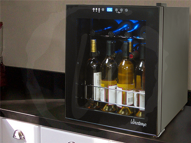 Vinotemp Vt 36 Wine And Beverage Cooler Reviews Compact