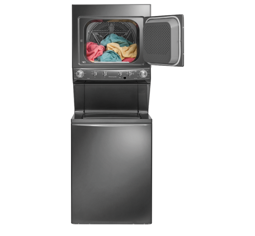 Frigidaire Electric Washer/Dryer High Efficiency Laundry Center  Classic Slate