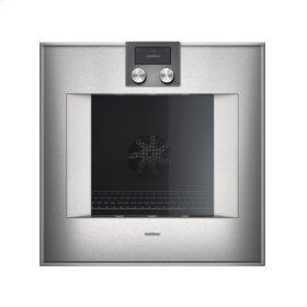 gaggenau steam oven installation instructions