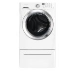 FrigidaireFrigidaire 3.8 Cu.Ft. Front Load Washer featuring Ready Steam