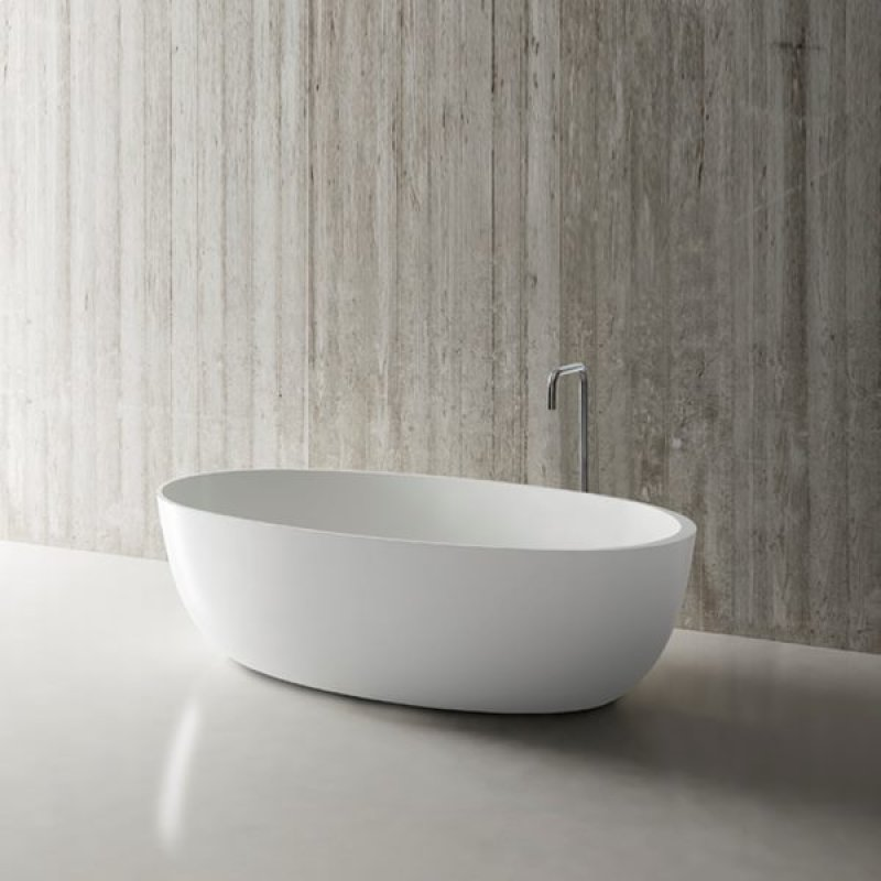 BT0305N1501M In White Matte By Blu Bathworks In New York City NY Halo Peti