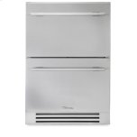 True ManufacturingTrue Manufacturing 24 Inch Stainless Steel Undercounter Refrigerator Drawer - Stainless Steel