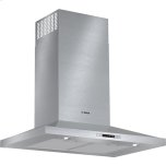 "BoschHCP30651UC 30"" Pyramid Canopy Chimney Hood 300 Series - Stainless Steel"