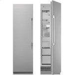 DacorDacor 24&quot - 13.6 Cu. Ft. Built-In Panel-Ready Freezer Column - Left Hinged