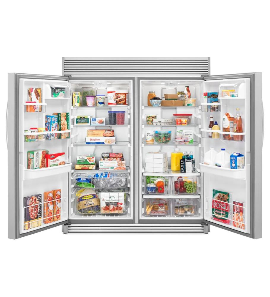 wrf57r18dm whirlpool 31 inch wide all refrigerator with. Black Bedroom Furniture Sets. Home Design Ideas
