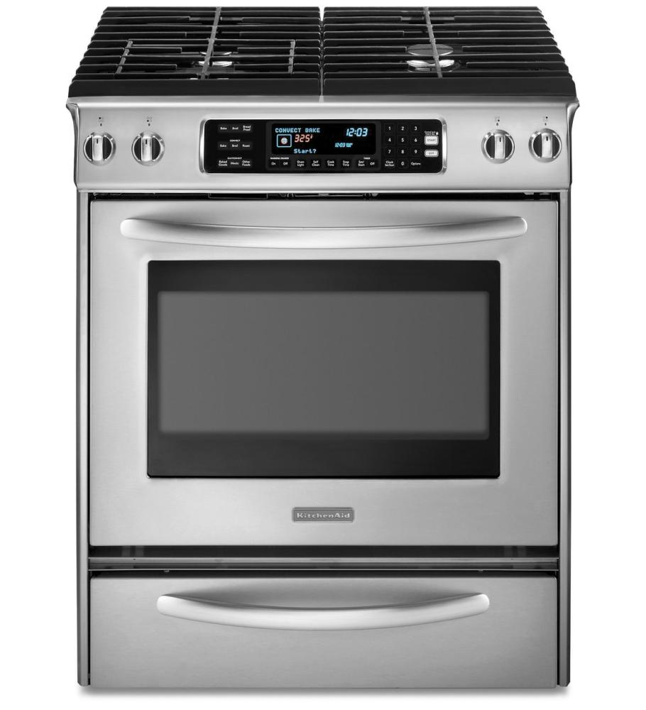 Kgss907sbl kitchenaid - Kitchenaid inch dual fuel range ...