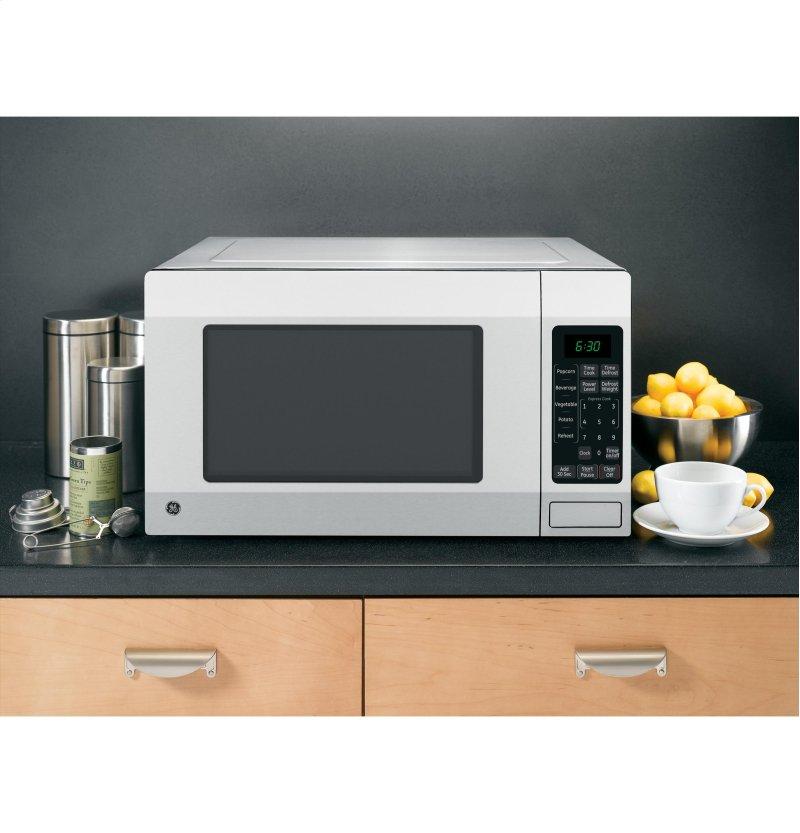 Countertop Microwave No Turntable : ... in Savannah, GA - GE? 1.6 Cu. Ft. Countertop Microwave Oven