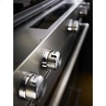 30-Inch 5-Burner Dual Fuel Convection Slide-In Range with Baking Drawer - Stainless Steel Photo #2