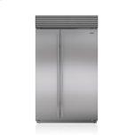 Sub ZeroSub Zero 48&quot Classic Side-by-Side Refrigerator/Freezer