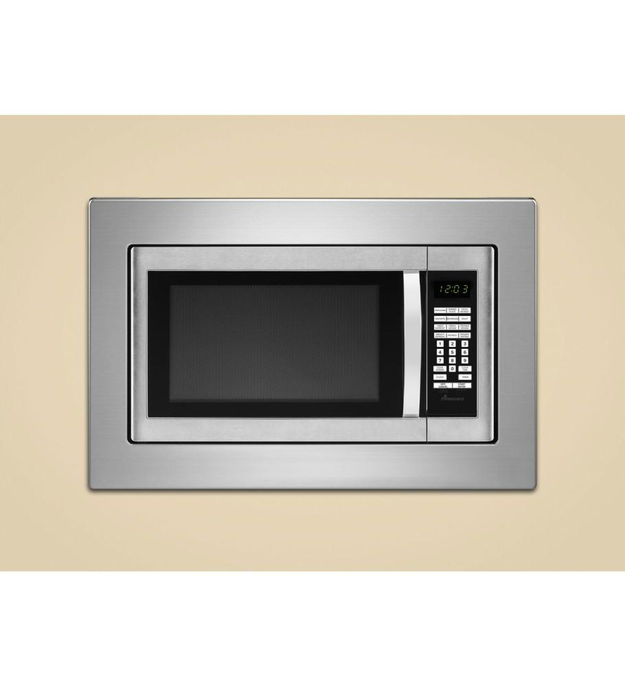 Countertop Microwave Trim Kit : MK2167AS KitchenAid 27