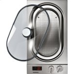 GaggenauVario 200 Series In-counter Steamer Stainless Steel Control Panel Width 12 ''