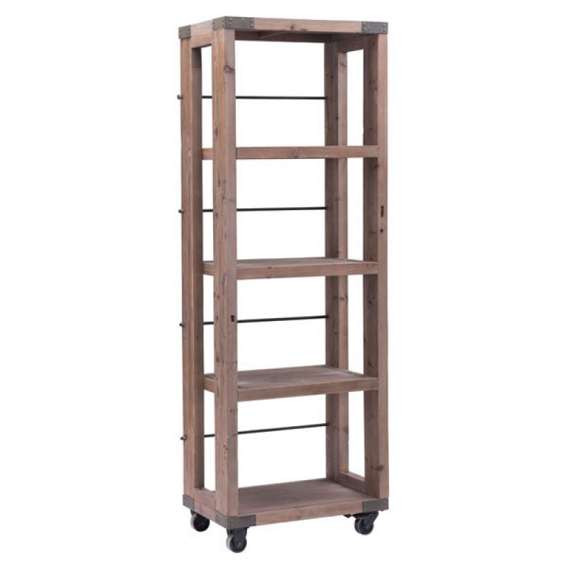ZUO MODERN 98303  LIVING ROOM FURNITURE on BOOKCASES