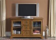 TV Console - 54 Inch - Oak Product Image