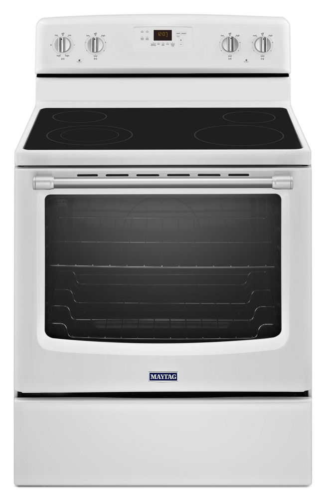30inch wide electric range with precision cooking system 62 cu ft