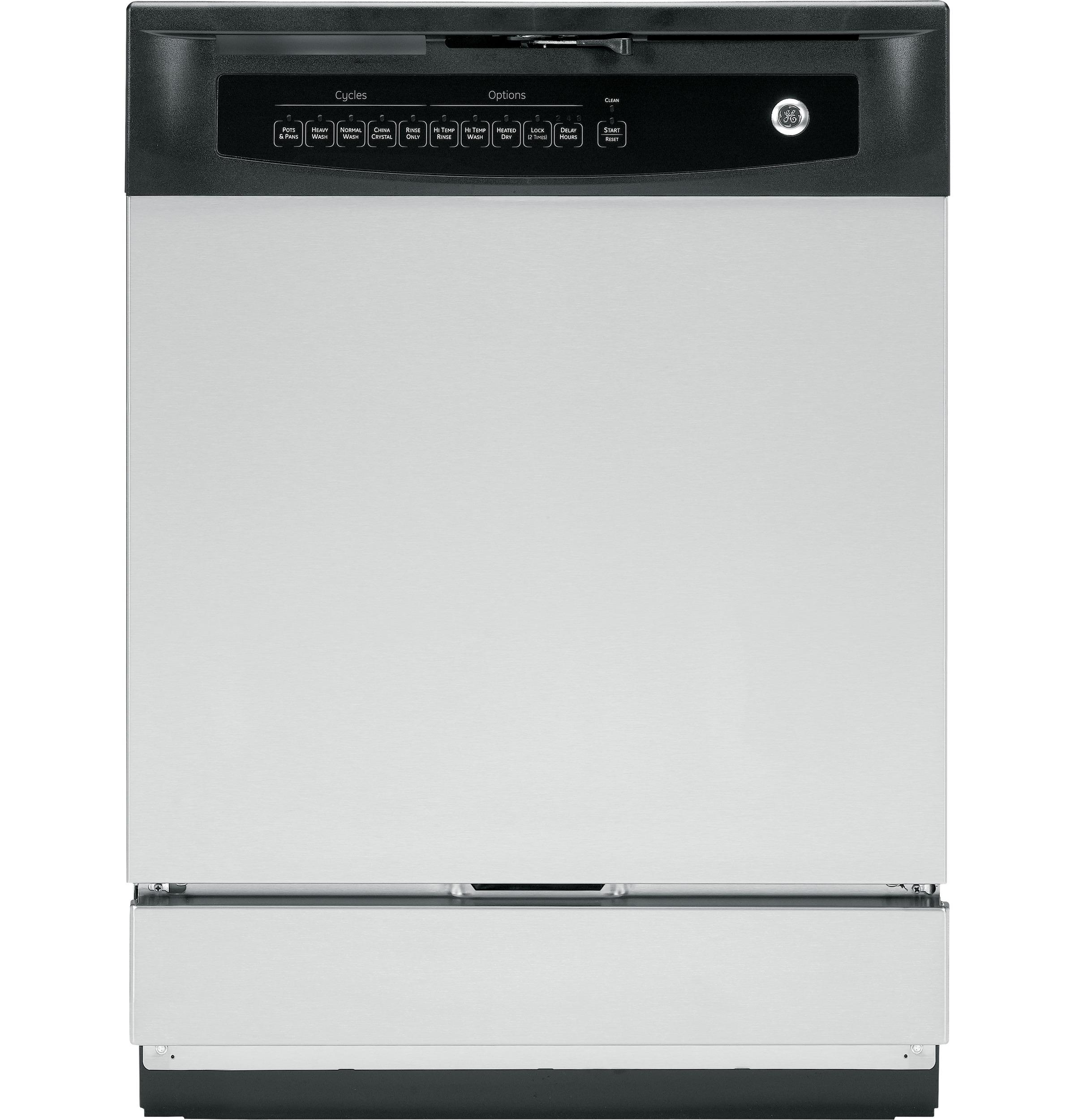 GE(R) Built-In Dishwasher