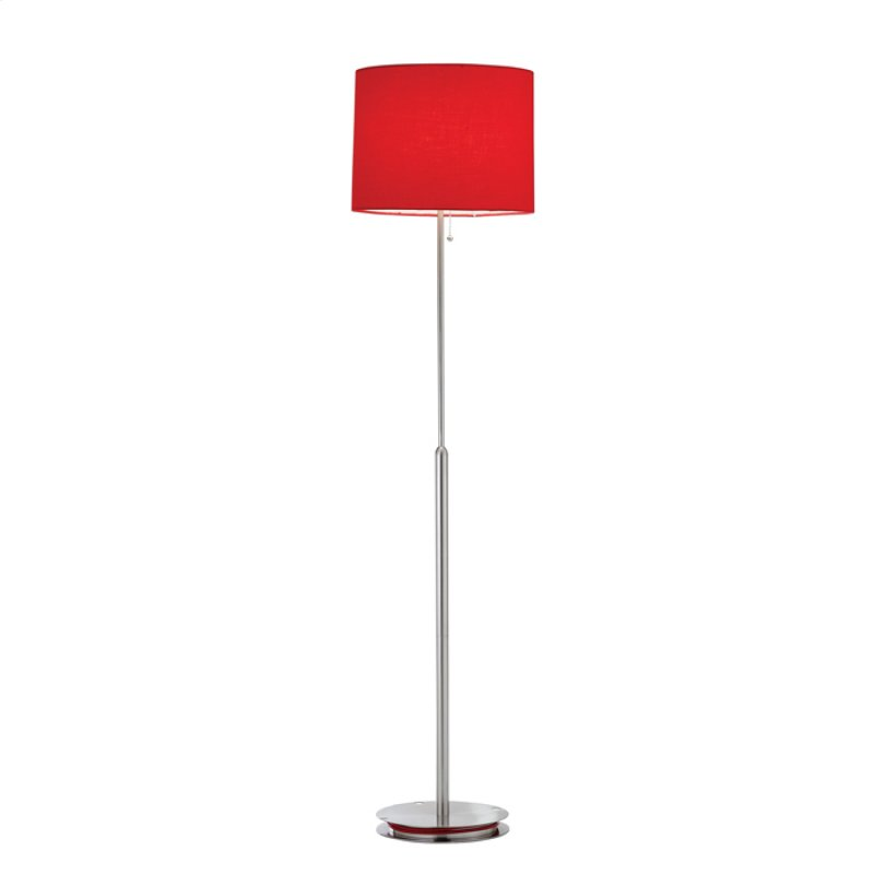 302308 by Adesso Inc in Columbus, OH - Bobbin Floor Lamp