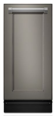 1.4 Cu. Ft. Built-In Trash Compactor - Panel Ready  Panel Ready