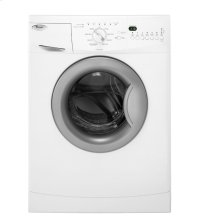 2.0 cu. ft. Compact Front Load Washer with Time Remaining Display