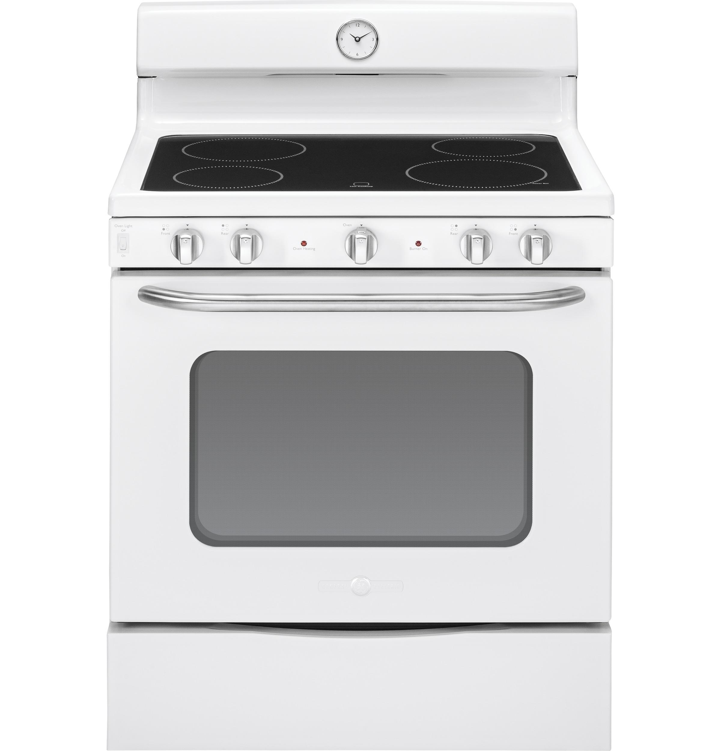 Ge Electric Stove ~ Abs dfws general electric ge artistry