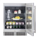 LiebherrLiebherr 24&quot - 3.8 cu ft Built-in Wine Cabinet