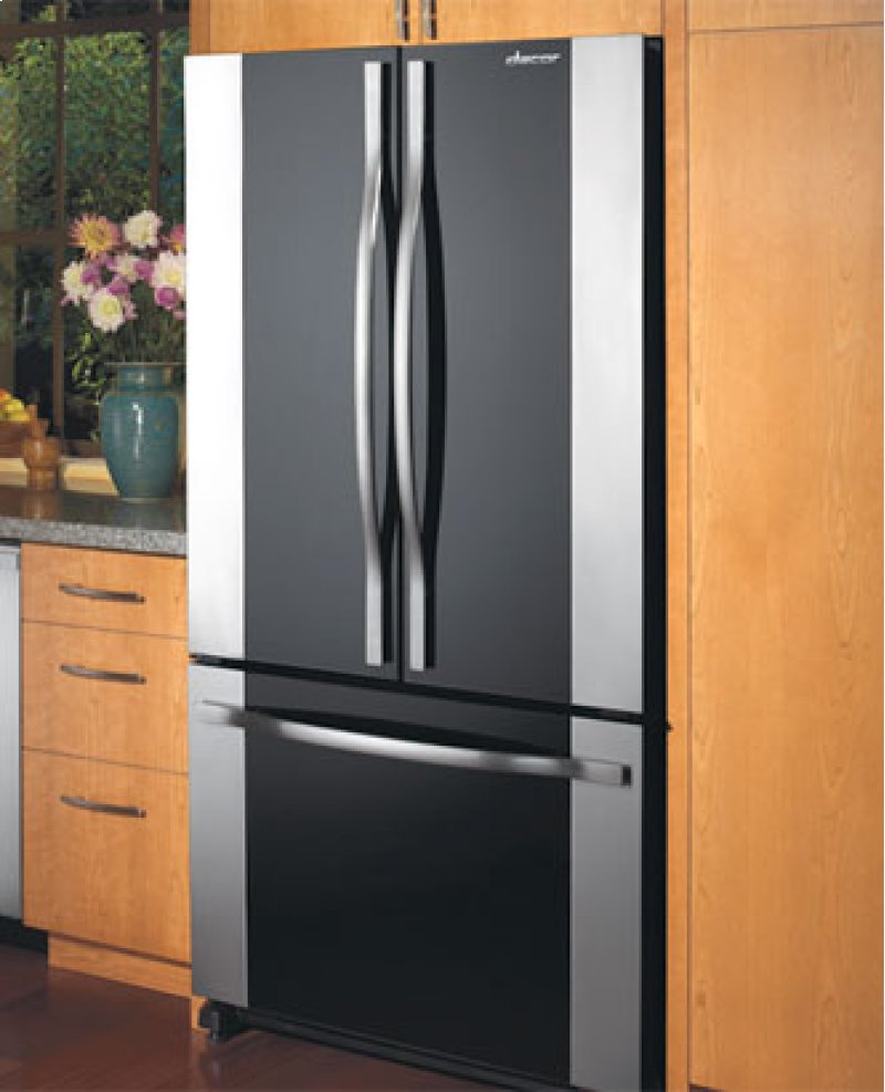 Cabinet Bottom Trim Pf36bndfbkafm36vsp In Black Glass By Dacor In Pleasant Hill Ca