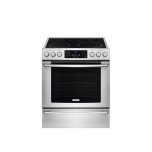ElectroluxElectrolux 30'' - 4.6 Cu. Ft. Front Control Self-Clean Convection Electric Range