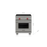 WolfWolf 30&quot Professional Induction Range