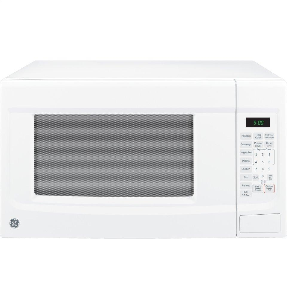 GE(R) 1.4 Cu. Ft. Countertop Microwave Oven