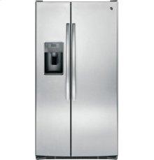 GE® 25.3 Cu. Ft. Side-By-Side Refrigerator