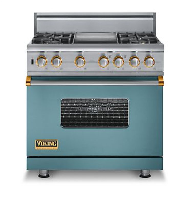 Viking gas ranges