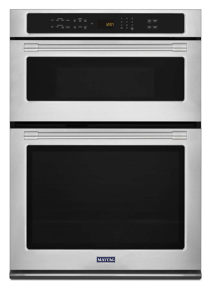 Maytag Ovens Double Wall Ovens Fingerprint Resistant