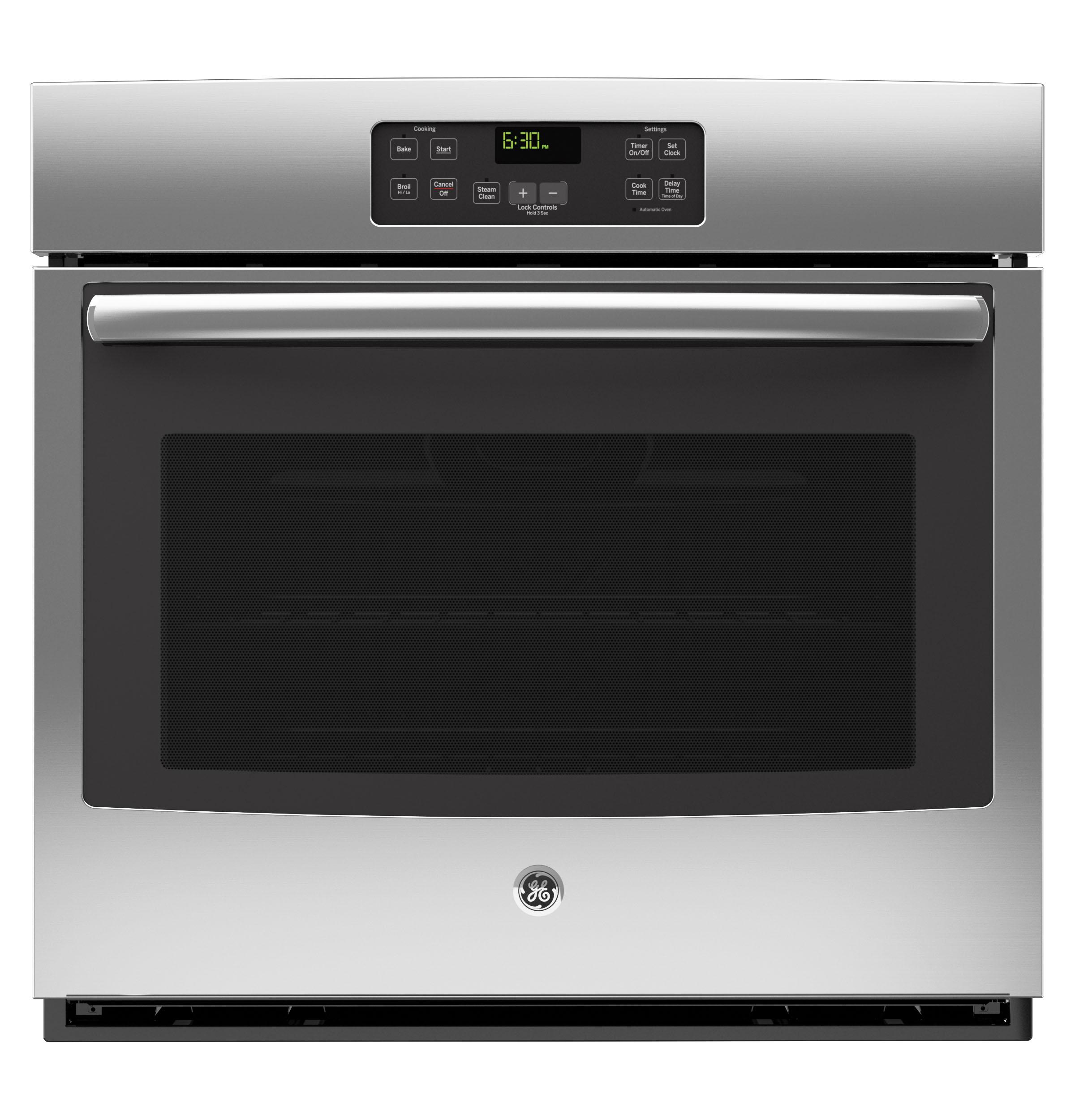 """GE(R) 30"""" Built-In Single Wall Oven  Stainless Steel"""