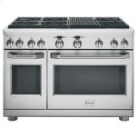 "GE MonogramMONOGRAM48"" All Gas Professional Range with 6 Burners and Grill (Natural Gas)"