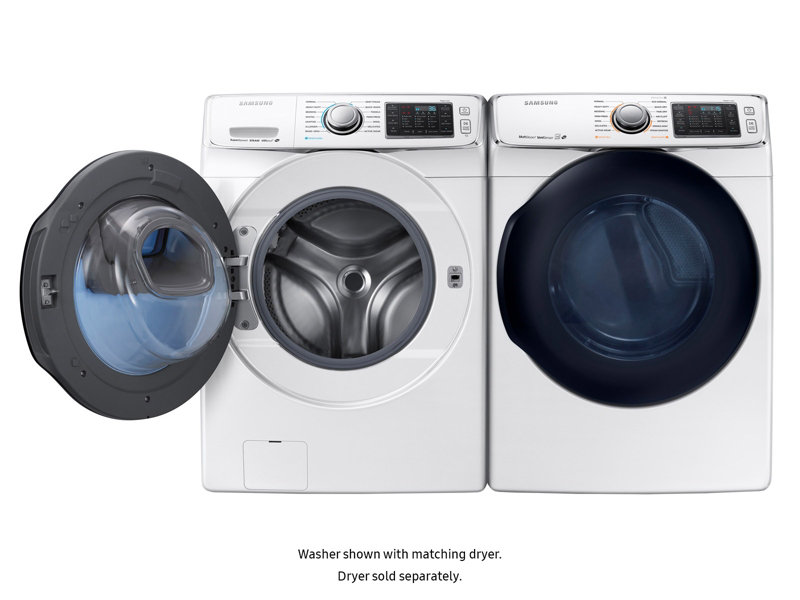Samsung Wf6500 4 5 Cu Ft Addwash Front Load Washer