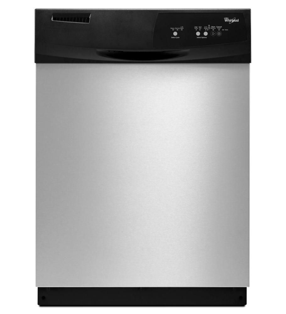 WhirlpoolDishwasher with ENERGY STAR(R) qualification