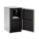 U-LineU-Line 18&quot Clear Ice Machine Integrated Solid Field Reversible