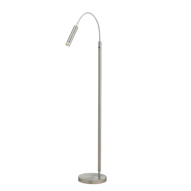 317122 by Adesso Inc in Columbus, OH - Eos LED Floor Lamp