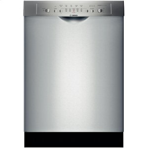 "24"" Dlx Recessed Handle Dishwasher Ascenta Series- Stainless Steel"