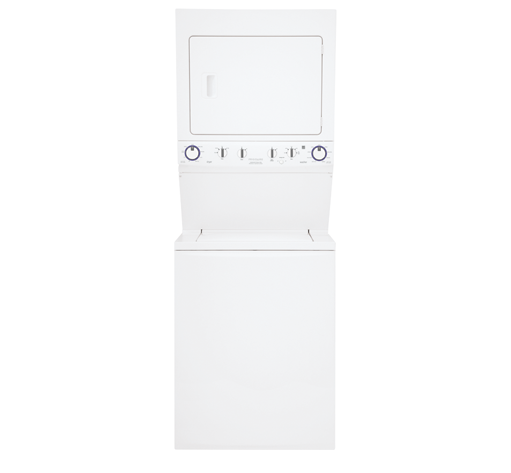 Frigidaire Electric Washer/Dryer High Efficiency Laundry Center  White
